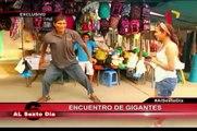 Encuentro de gigantes: Armando Arévalo y Eliseo Arrieta juntos por primera vez