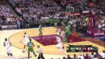 LeBron James Full Highlights 2015 Playoffs R1G2 vs Celtics - 30 Pts, 9 Rebs, 7 Dimes, UNSTOPPABLE!