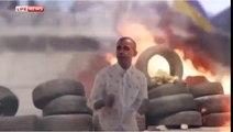 Barack Obama - Happy Obama dancing in Ukraine, Iraq, Afghanistan