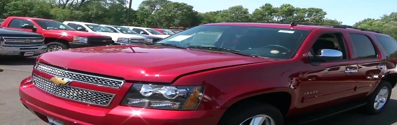 2013 Chevy Tahoe Walkaround – Phillips Chevy