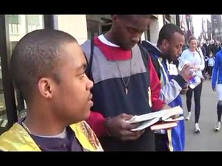 PT2 We are spiritually preparing for the bridegrooms return