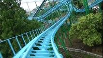 Pegasus Roller Coaster POV Jet Coaster Kashiikaen Japan Amusement Park Japanese HD 1080