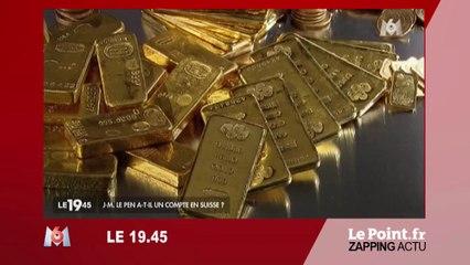 Le magot de Jean-Marie Le Pen - Zapping du 28 avril