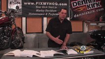 Harley Davidson Service Manual  |  Fix My Hog