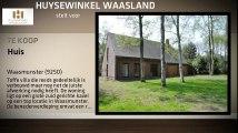 Te koop - Huis - Waasmunster (9250)