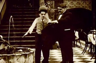 Charlie Chaplin- A Night Out
