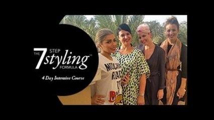 7 Step Styling Formula™ 4DAY workshop  DUBAI