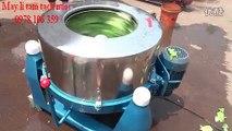 Máy li tâm tách nước  máy li tâm theo mẻ  máy li tâm tách dầu  máy li tâm