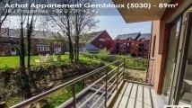 A vendre - Appartement - Gembloux (5030) - 89m²