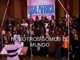 We are the world - Usa for Africa (subtitulos Español)