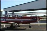 RAAF PC-9 Thunderbird Formation Flyby