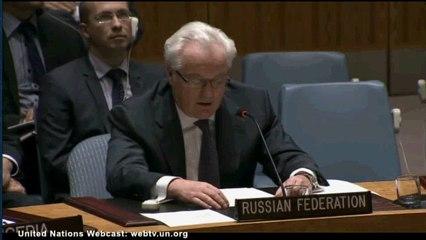 Situation au Moyen Orient intervention de la Russie 24-04-2015