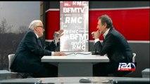 Interview de Roland Dumas : Valls sous influence