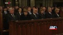 Hommage aux victimes du crash de Germanwings