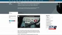 SwissLeaks comptes secrets HSBC