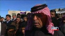 Interview du père du pilote jordanien brûlé vif