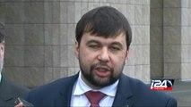 Pourparlers Kiev/Séparatistes à Minsk