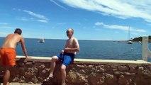 2014 07 10 Tour du Cap d'Antibes Mer Méditerranée Alpes Maritimes Côte d'Azur Région PACA France