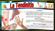 Remedios Caseros contra la Tendinitis, Qué es la Tendinitis, Causas, Síntomas y Tratamientos