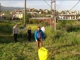 Καθαρισμός Υγροβιότοπου στην Αγία Παρασκευή Λαμίας