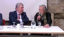 Michael Lonsdale évoque Victor Hugo dans sa maison natale de Besançon