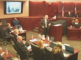 James Holmes showed symptoms of schizophrenia moments after shooting, defense attorneys say during Theater Shooting Trial's opening statements