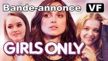 Girls Only - Bande-annonce / Trailer [VF|HD] (Keira Knightley, Chloë Grace Moretz)