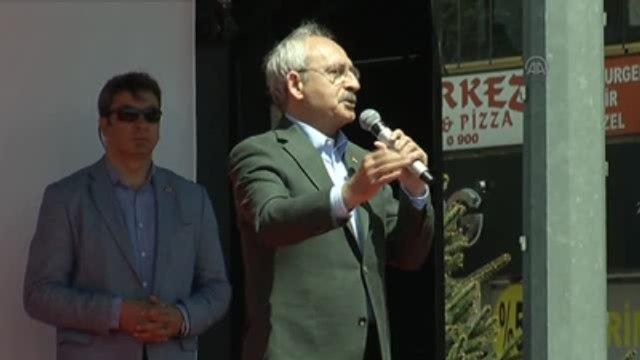 """Kılıçdaroğlu: """"Benim İçin Yandaş Yok Vatandaş Var"""""""