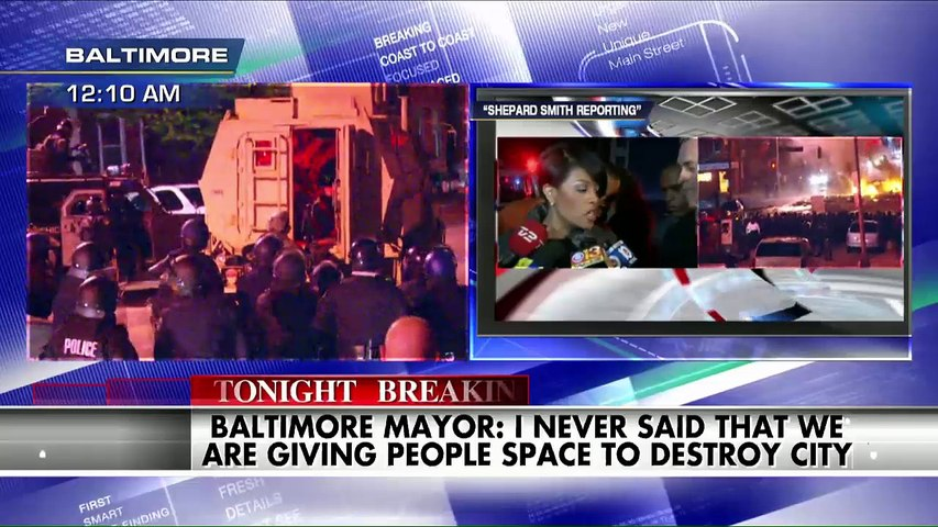 Baltimore Mayor Stephanie Rawlings-Blake - Don't Get It Twisted
