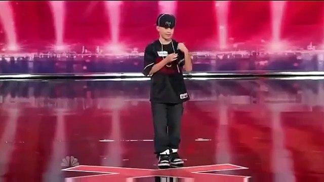 Rapper di 11 anni got Talent / 1 YEAR OLD RAPPER! AMERICAS GOT TALENT labella-italia.blogspot.com