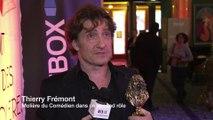 Interview Thierry Frémont - Le Molière du Comédien dans un second rôle - France 2