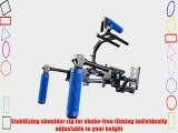 Morros DSLR Rig Video Chest Stabilizer Shoulder Mount Rig For DSLR Cameras and Camcorders