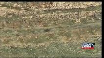Hezbollah attacks Israeli military patrol vehicles