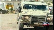 Hezbollah attacks Israeli military vehicles