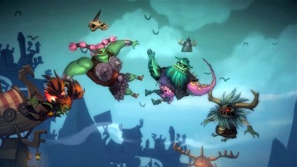 Making-Of  de Zombie Vikings