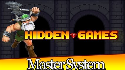 Hidden Games #12 - La Master System
