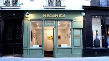 Galerie Mécanica - HIDEKI YOSHIDA