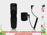 Satechi WTR-A Wireless Timer Remote Control Shutter for Canon EOS-1V/1VHS EOS-3 EOS-D2000 D30