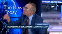 Has Israeli Prime Minister Benjamin Netanyahu los the support of his Likud party?