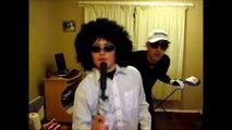Macklemore Thrift shop. Rory McIlroy  golf shop parody . the rubbish masked singer ft little-roy