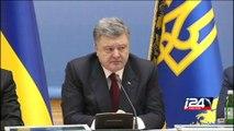 لقاء اوكراني الماني روسي للتوصل إلى حل سياسي للأزمة الاوكرانية