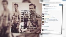 Blake Lively Posts Shirtless Pic of Husband Ryan Reynolds