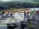 Nunca subestimes el poder de la naturaleza - Crecida repentina Rio