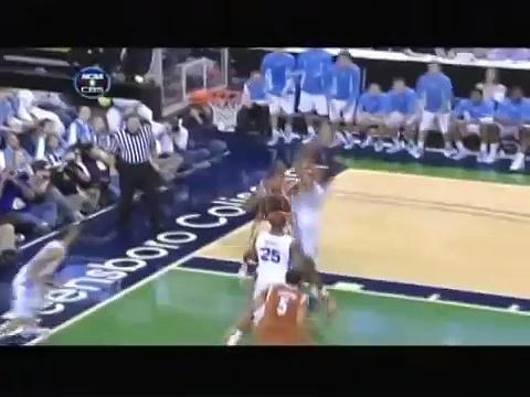 2011 UNC Basketball Highlights
