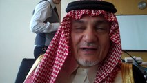 Bob interviews Prince Turki of Saudi Arabia... then Prince Turki interviews Bob