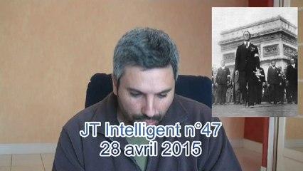 JT Intelligent n°47 : L'affaire Stavisky, et le 6 février 1934 revisité (partie 2 sur 3)