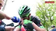 Tour de Bretagne cycliste. Plogoff/Pontivy : victoire d'Alex Peters