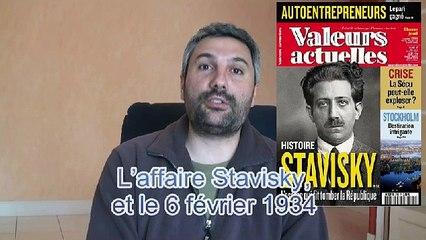 JT Intelligent n°47 L'affaire Stavisky, et le 6 février 1934 (partie 3 sur 3)