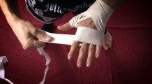 Tiger Shadow Muay Thai, bandage pour les mains (hand wraps), pour la boxe, le kickboxing, le Muay Thai