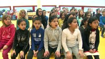 [Ecole en choeur] Académie de Lyon : chorale cycle 3 de l'école Aimé Césaire 69003 LYON